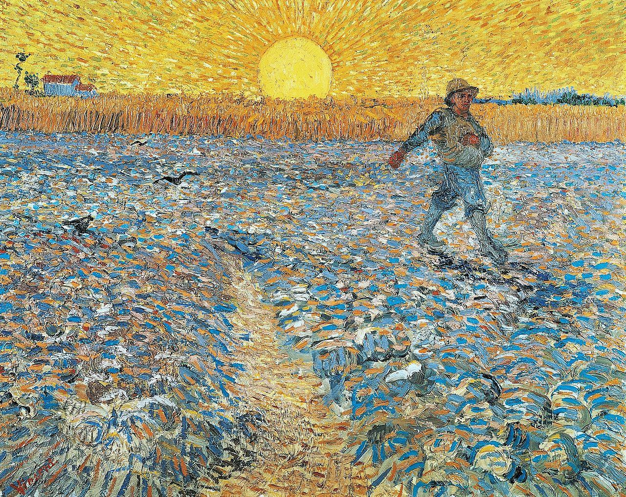 Πίνακας Βαν Γκονγκ
