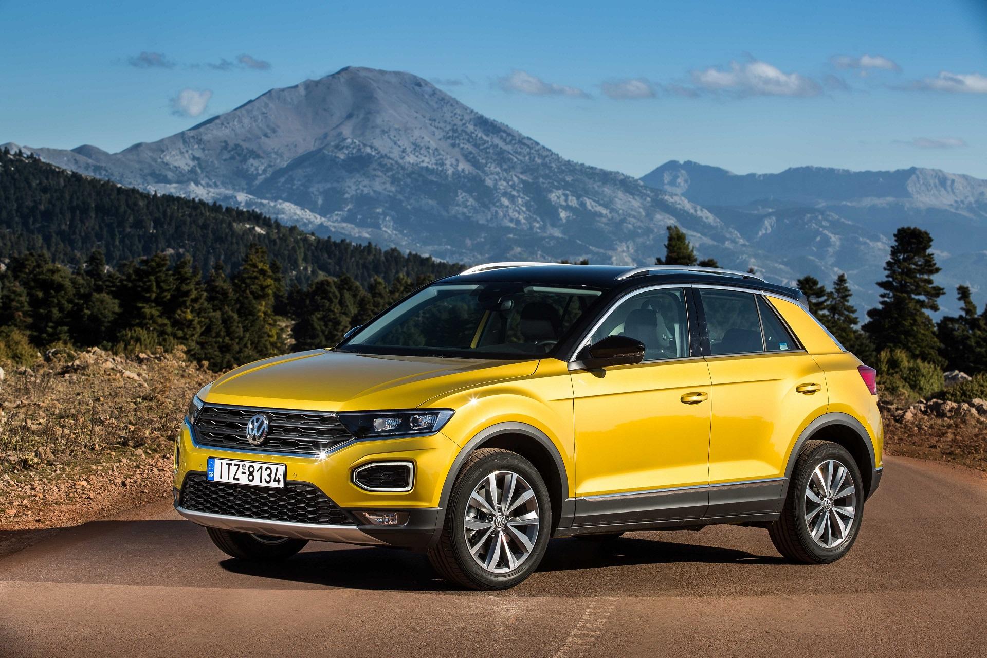 Το νέο Volkswagen T-Roc