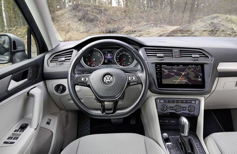 Η ισχυρότερη έκδοσή του με τον 2λιτρο TSI κινητήρα βενζίνης των 190 ίππων, η οποία συνδυάζεται με το αυτόματο DSG κιβώτιο των 7 σχέσεων και με τετρακίνηση 4Motion.