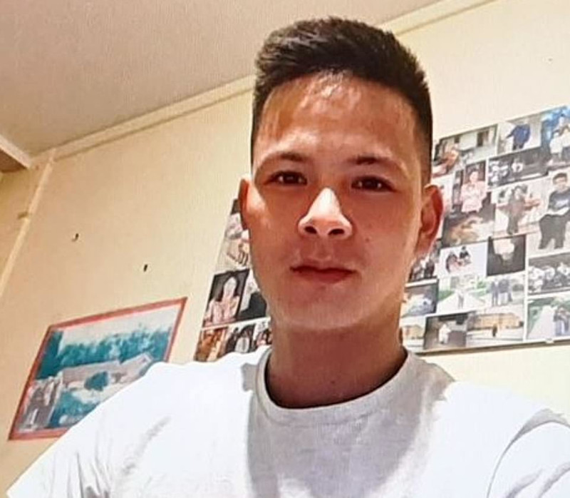 O 28χρονος Βο Νγκοκ Ναμ, που ήθελε να μεταβεί από τη Ρουμανία στη Βρετανία, έχει να επικοινωνήσει αρκετές μέρες με τη μητέρα του.