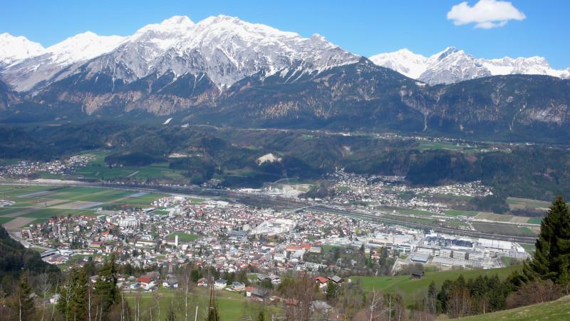 Η αυστριακή πόλη Βάτενς
