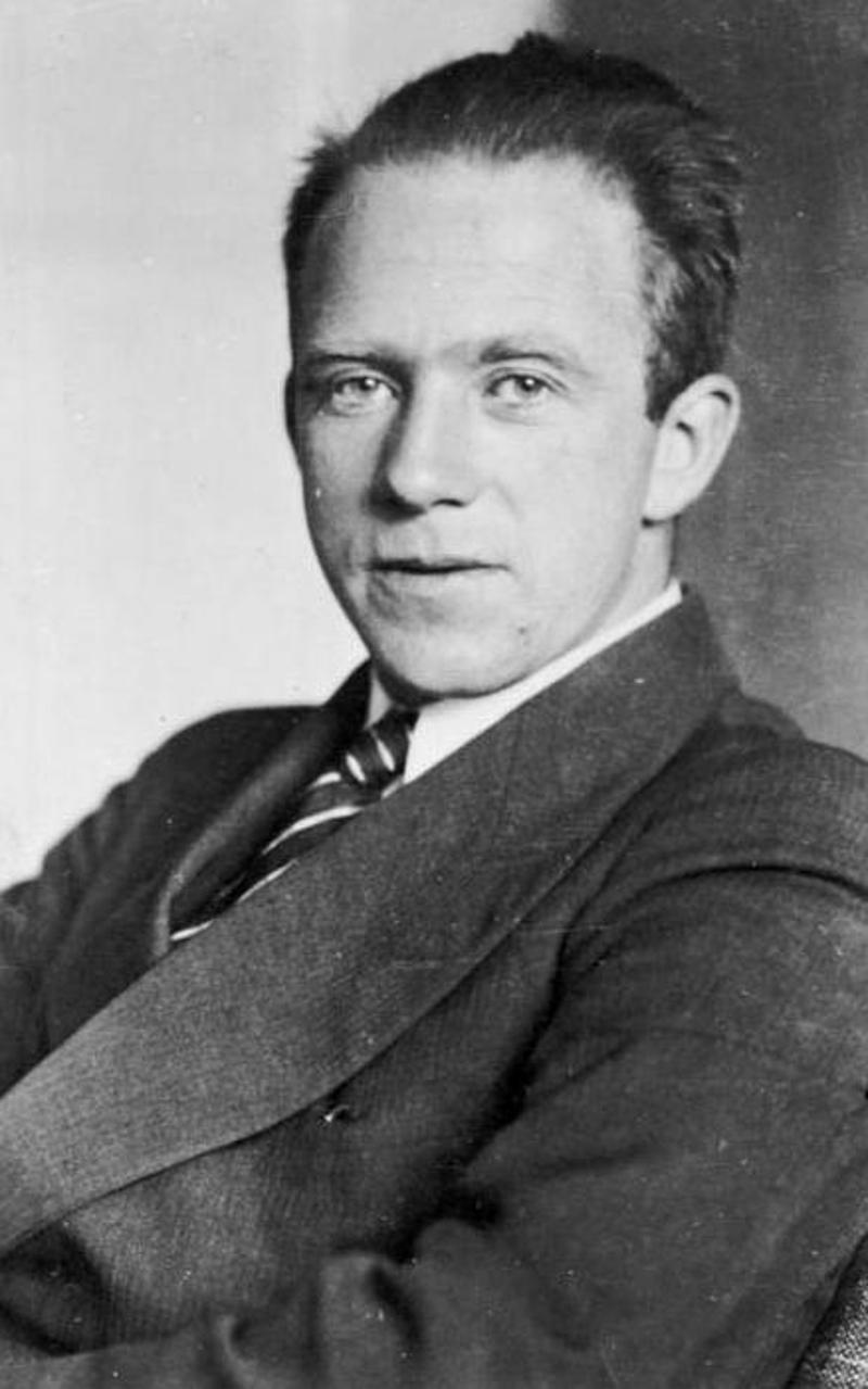 Ο Γερμανός φυσικός Βέρνερ Καρλ Χάιζενμπερκ (1901-1976).