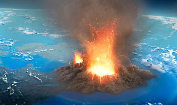 Μια τεράστια έκρηξη στο Yellowstone θα μπορούσε να οδηγήσει σε πτώση της θερμοκρασίας παγκοσμίως από την έκλυση μονοξειδίου του άνθρακα και τα νέφη αερίων που θα σκέπαζαν τον ουρανό.