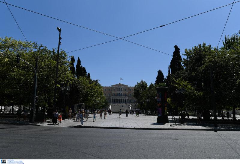 Ούτε «ψυχή» στην πλατεία Συντάγματος