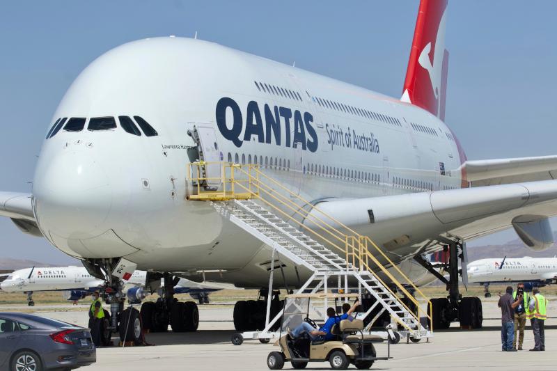 Αεροσκάφος της Qantas