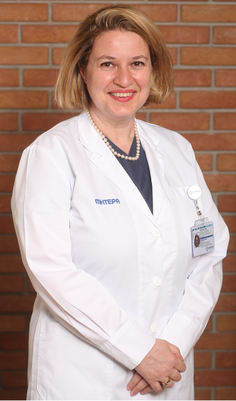 Η δρ. Αφροδίτη Τζίφα