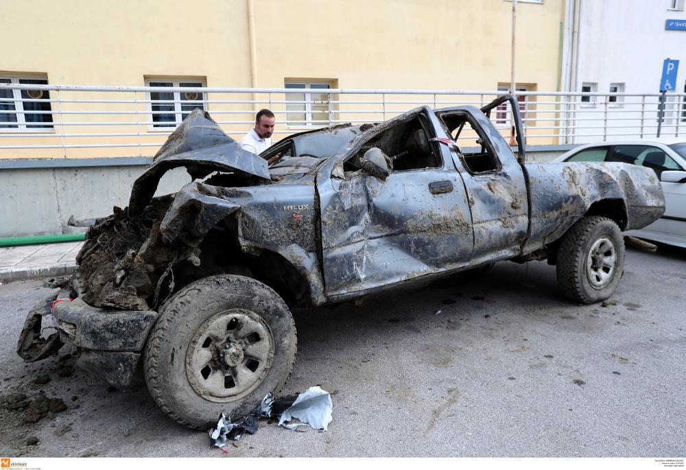 Ο κατηγορούμενος έθαψε τον επιχειρηματία Δημήτρη Γραικό μαζί με το αυτοκίνητό του