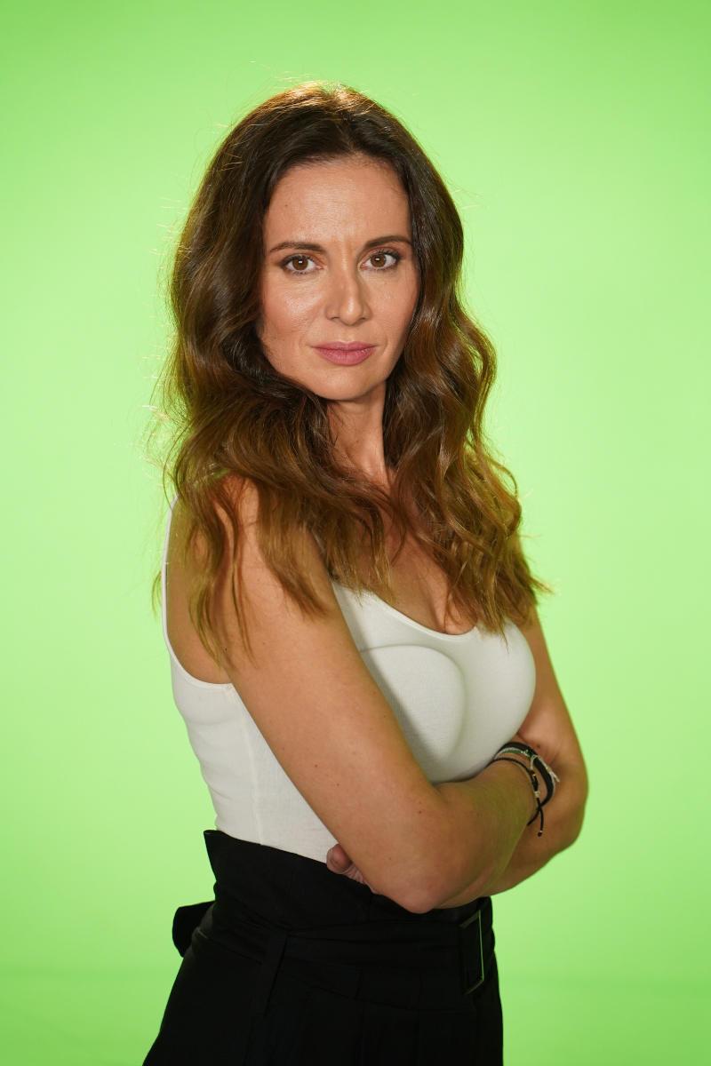 Αγγελική Λάμπρη, 45 ετών, Ηθοποιός