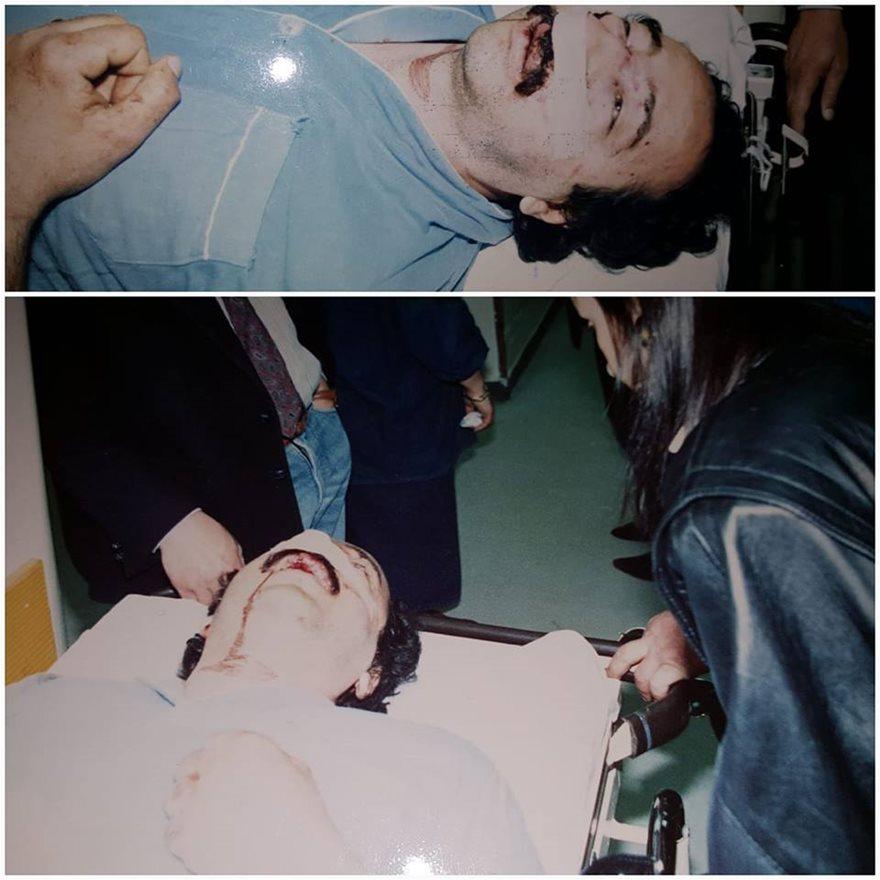 Οι φωτογραφίες από το αεροπορικό ατύχημα που είχε πριν 29 χρόνια ο δημοσιογράφος Αγγελος Πυριόχος.
