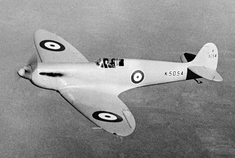 Αγγλικό Spitfire