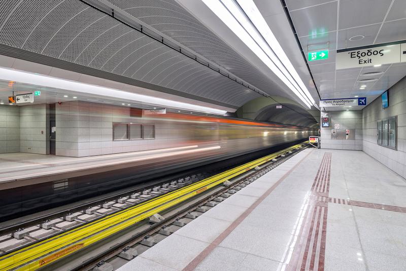 Μετρό Αγία Βαρβάρα