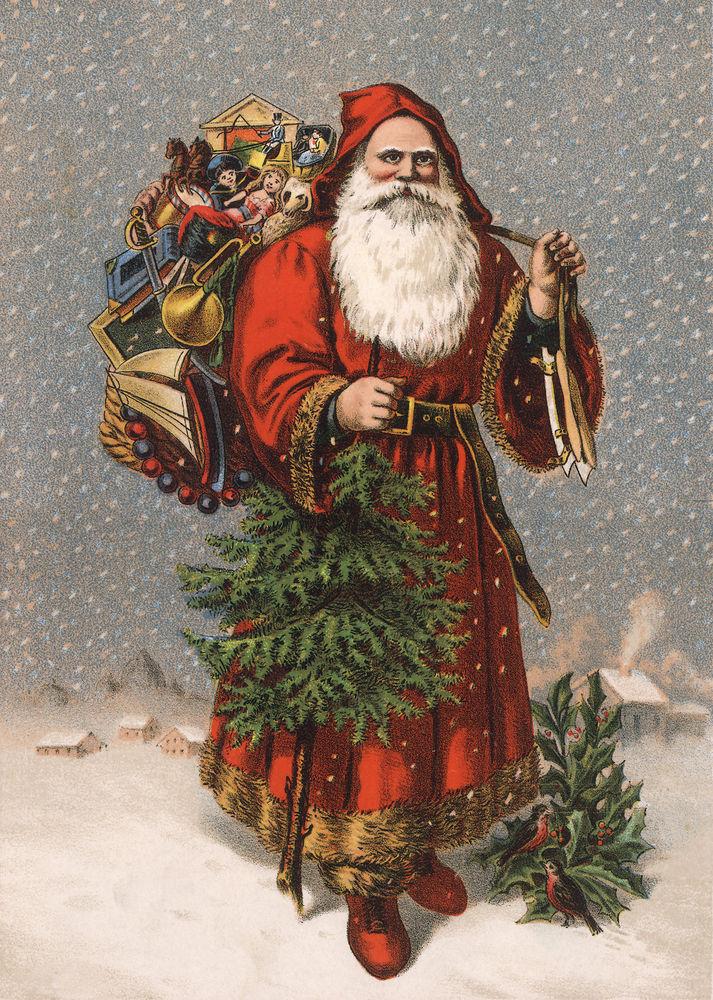 Η εικόνα του Αγίου Νικολάου στην ολλανδική παράδοση
