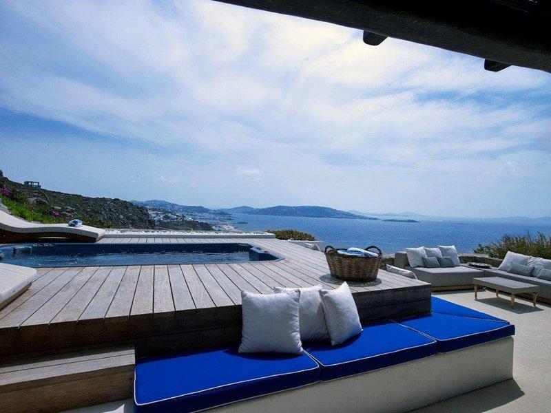 Το πανάκριβο Airbnb της Μυκόνου