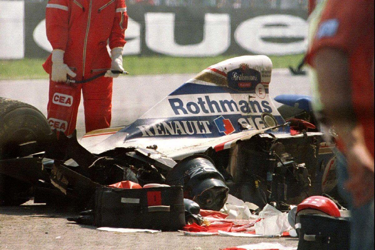 Το μονοθέσιο του Σένα στο μοιραίο δυστύχημα του 1994