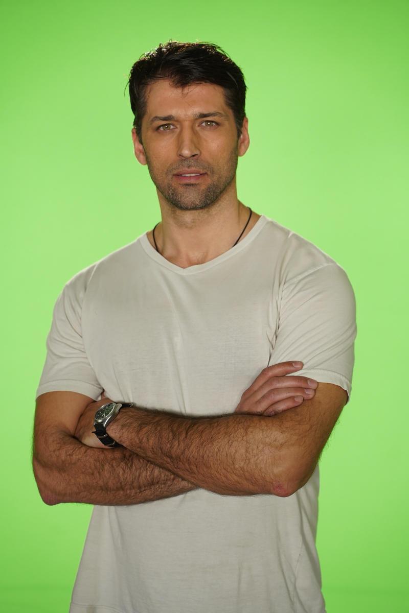 Αλέξης Παππάς, 34 ετών, Ηθοποιός