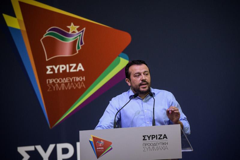 Αλέξης Τσίπρας συνεδρίαση ΣΥΡΙΖΑ Νίκος Παππάς