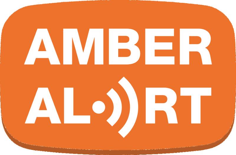 Το logo του AMBER Alert