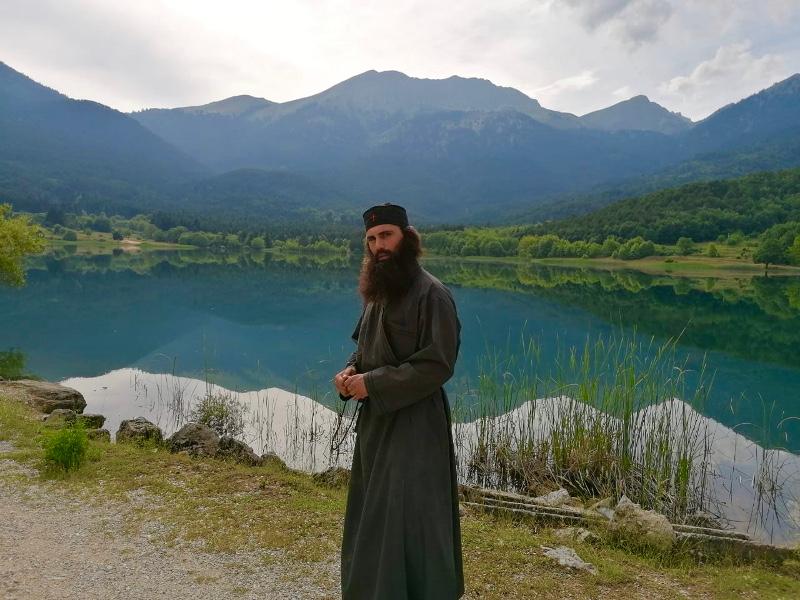 Ο Ανθιμος Ανανιάδης μοναχός