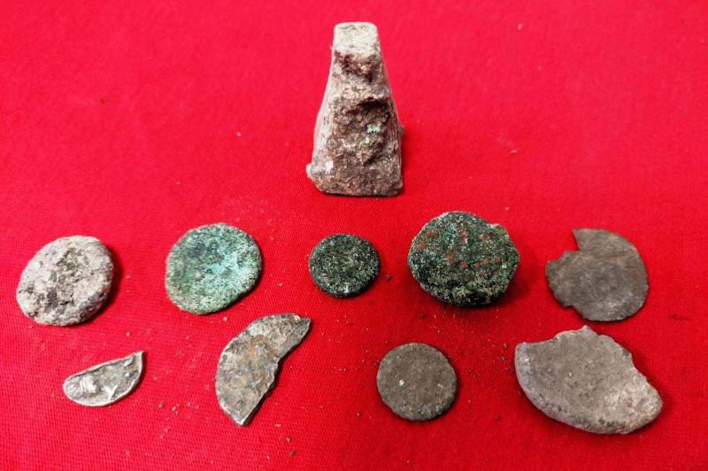 Λαθρανασκαφές στην αρχαιολογική περιοχή της Αμφίπολης Σερρών