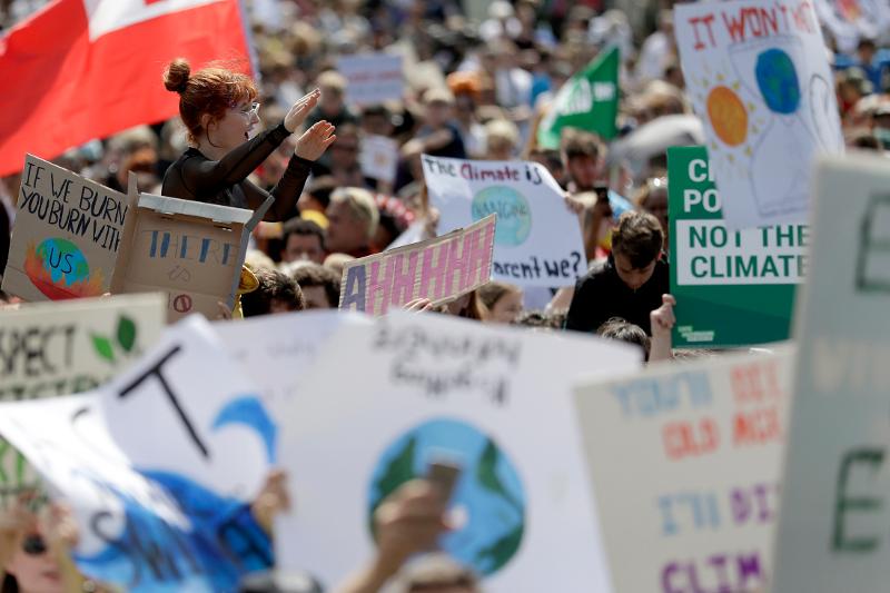 Απεργία για το κλίμα στην Αυστραλία