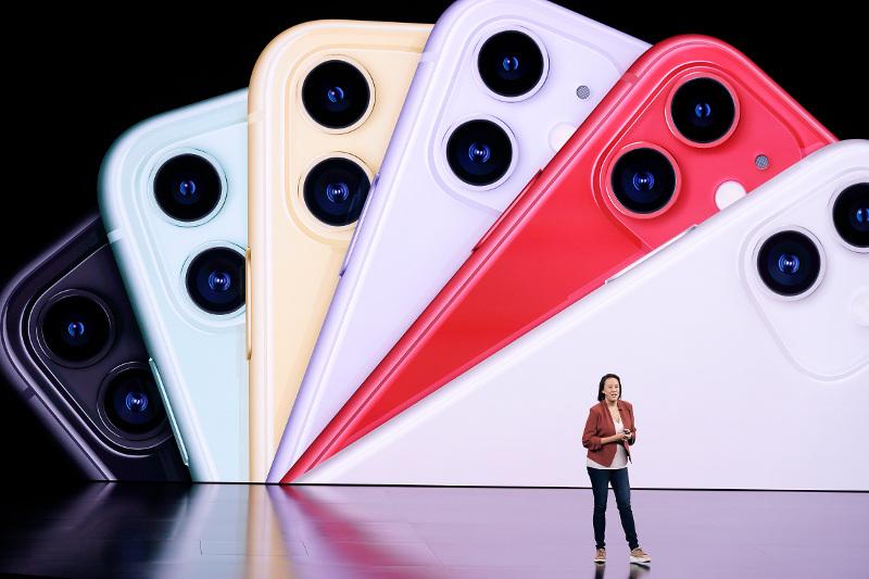 iphone 11 η οικονομική σειρά, σε διάφορα χρώματα
