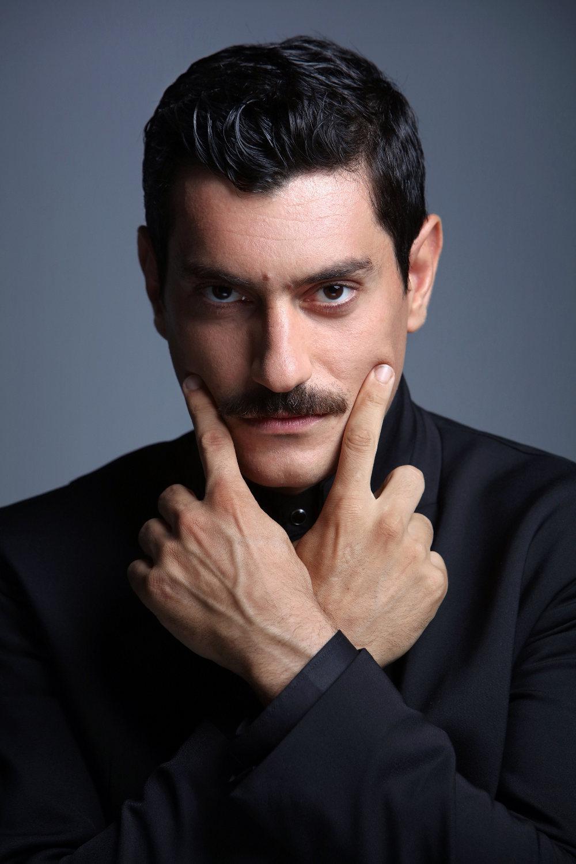 Ο ηθοποιός Αργύρης Πανταζάρας