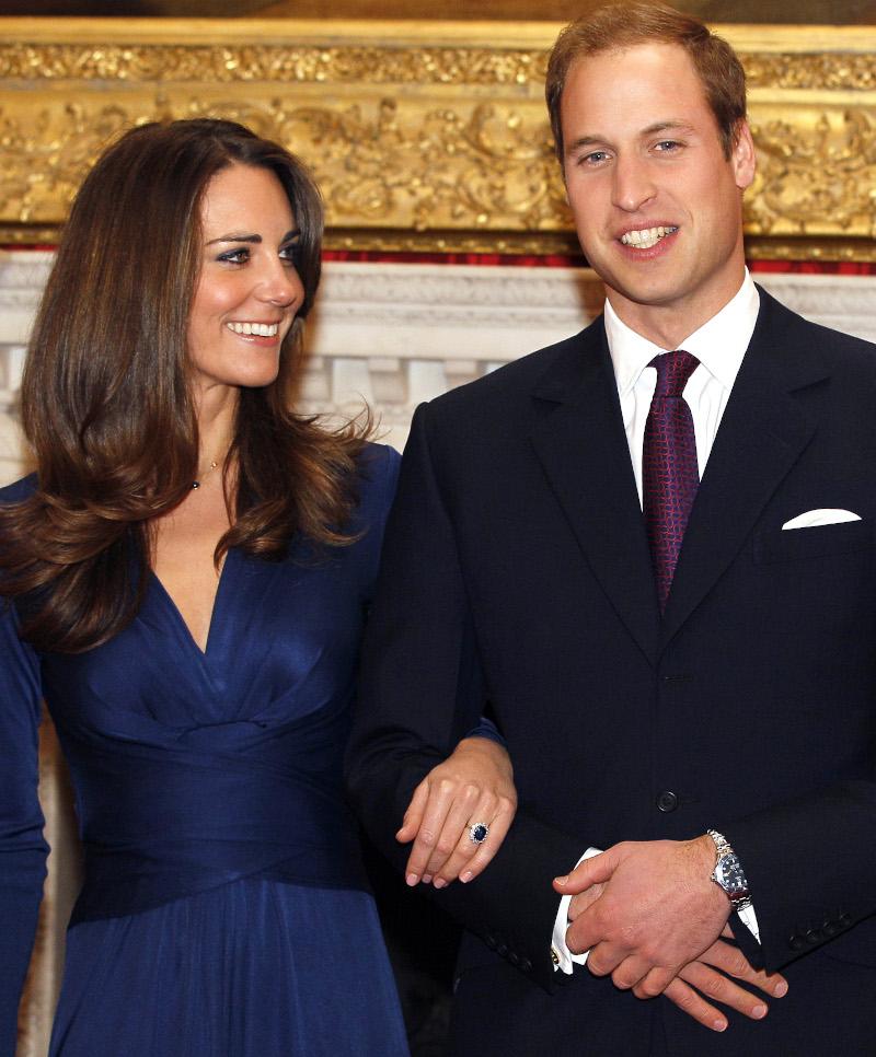 Ο πρίγκιπας Γουίλιαμ ήθελε να είναι σίγουρος πριν κάνει πρόταση στην αγαπημένη του Κέιτ Μίντλετον