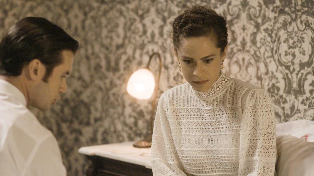 Σε απόγνωση Ασημίνα και Νικηφόρος μετά την αποκάλυψη του μυστικού της στο σπίτι των Σεβαστών