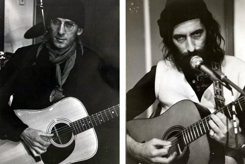Ο Νικόλας Άσιμος, και ο Χρήστος Ζυγομαλάς, Χειμώνας του 1982-83 στο κλαμπ ΤΑΔΕ ΕΦΗ, Πλάκα