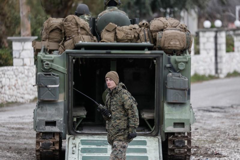στρατιωτική άσκηση μέγας αλέξανδρος