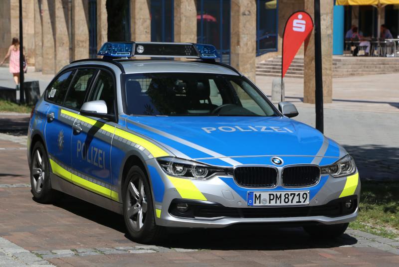 Περιπολικό της Autobahnpolizei