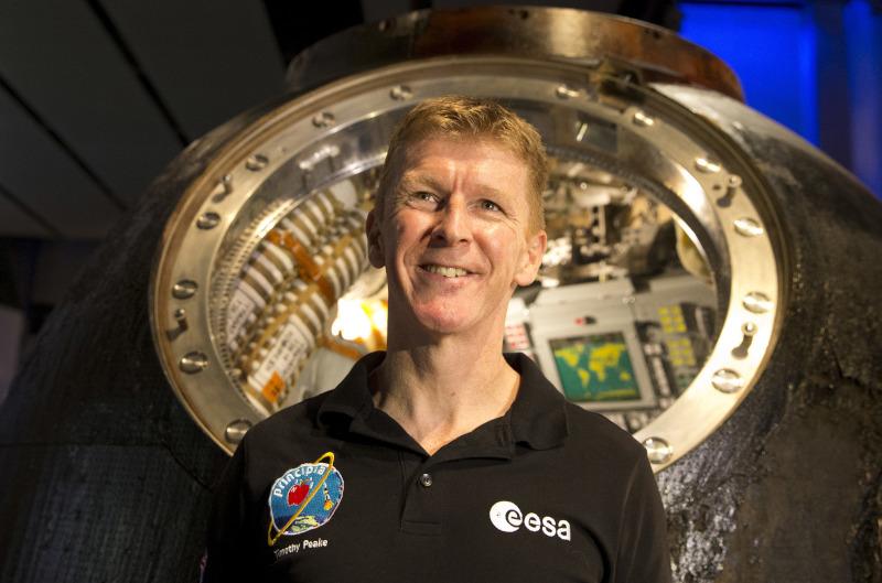 Ο αστροναύτης Τιμ Πικ
