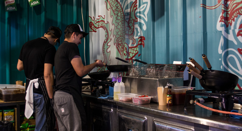 Athens Street Food Festival / Φωτογραφία: EUROKINISSI