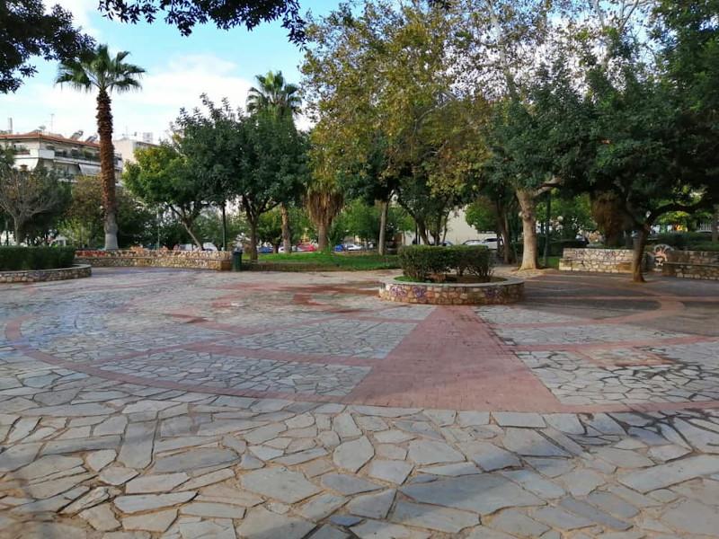 Αλλη μια πλατεία παραδόθηκε «μεταμορφωμένη» στους Αθηναίους