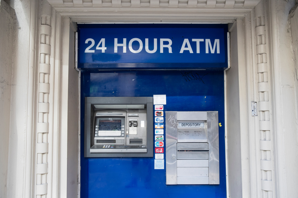 ATM μηχάνημα
