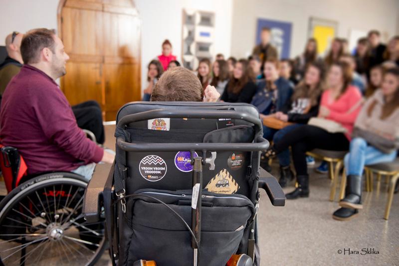 Η Παιδεία είναι η απάντηση στην κοινωνική αναλγησία γι' αυτό και ο Σ.Κ.Ε.Π. υλοποιεί εκπαιδευτικά προγράμματα ενημέρωσης σε μαθητές Πρωτοβάθμιας και Δευτεροβάθμιας Εκπαίδευσης