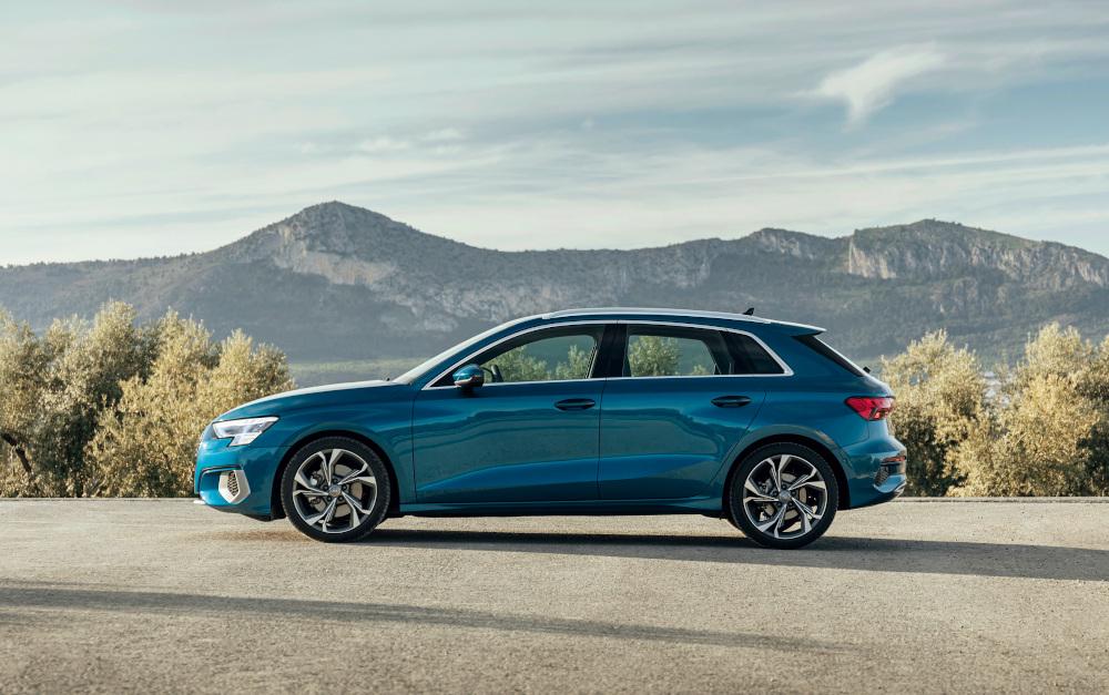 Από 22.430 ευρώ το νέο Audi A3 Sportback στην Ελλάδα