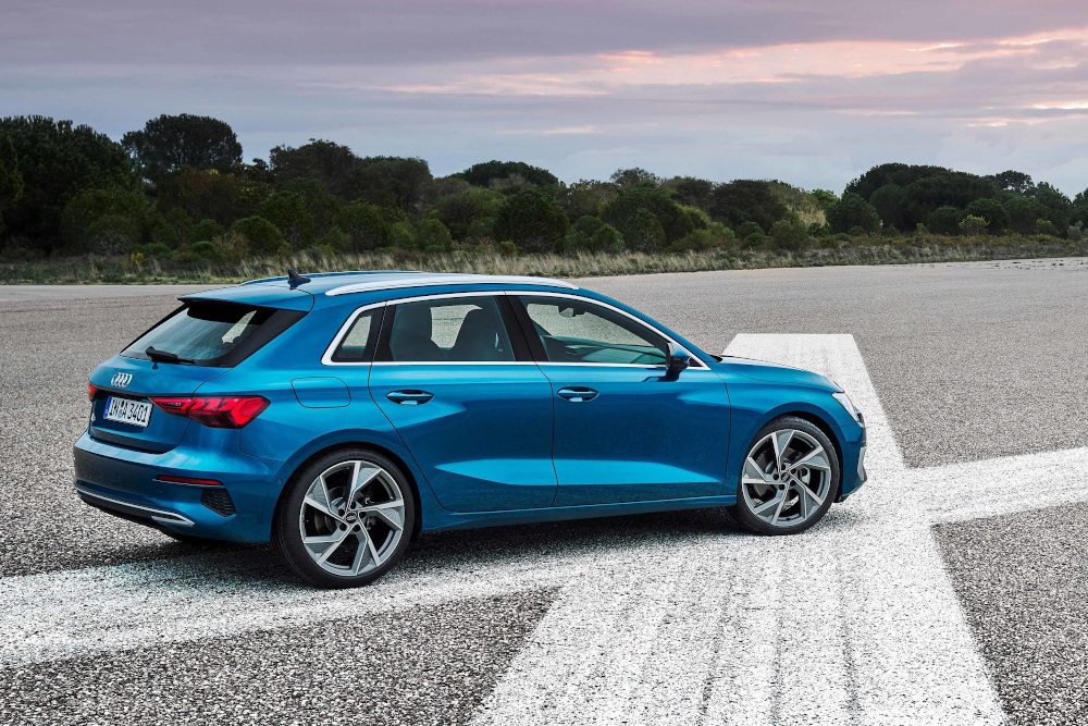 H Audi λανσάρει «ψηφιακά» το νέο A3 Sportback