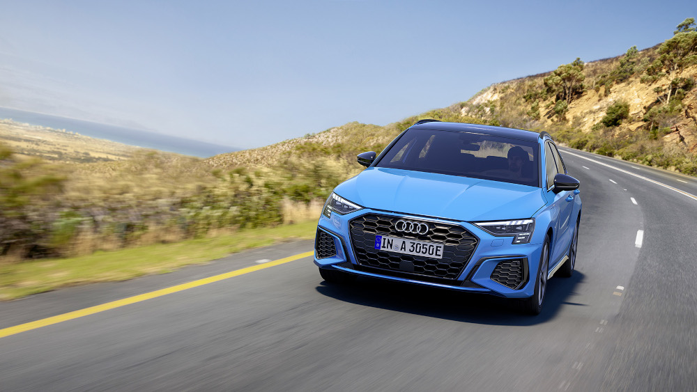 Mε 78 χλμ. αυτονομία το plug in υβριδικό Audi A3 Sportback