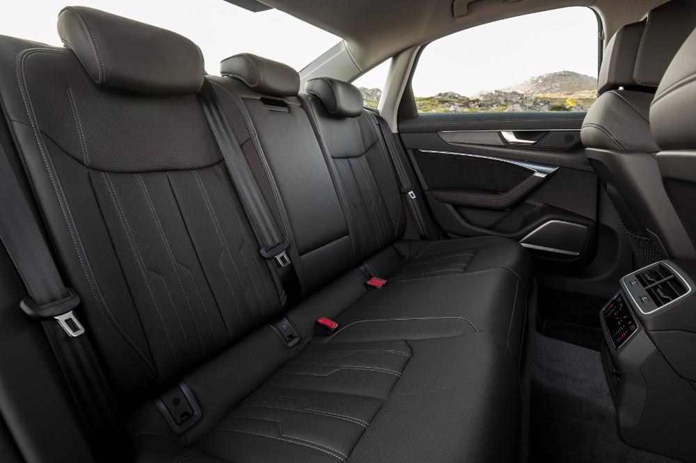 AUDI A6 πλάι καθίσματα