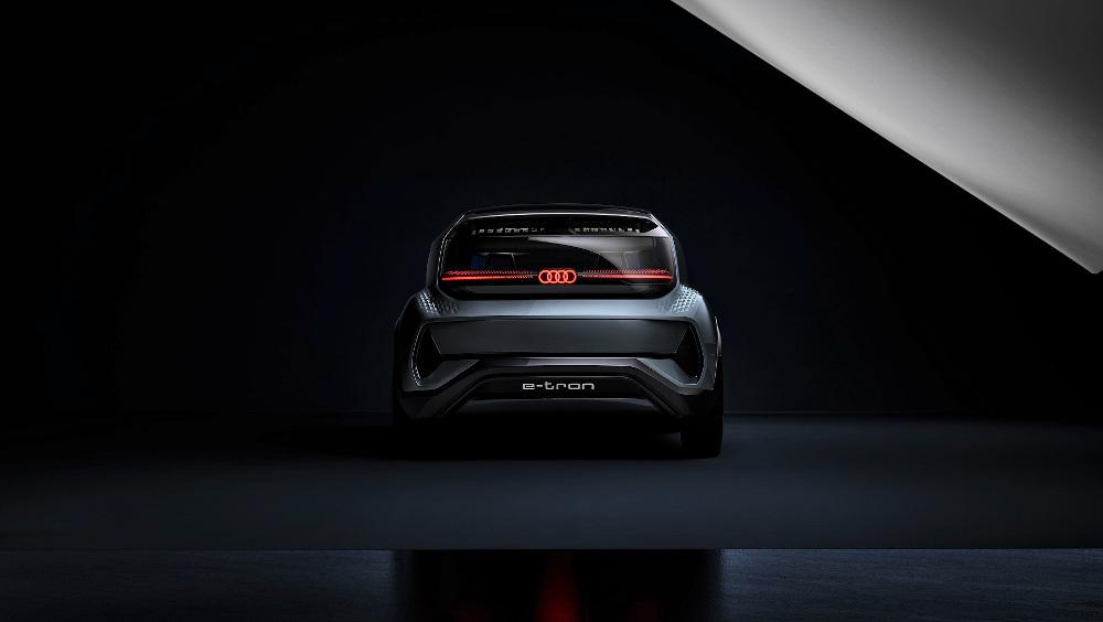 H Audi παρουσιάζει το ηλεκτρικό & αυτόνομο μέλλον της
