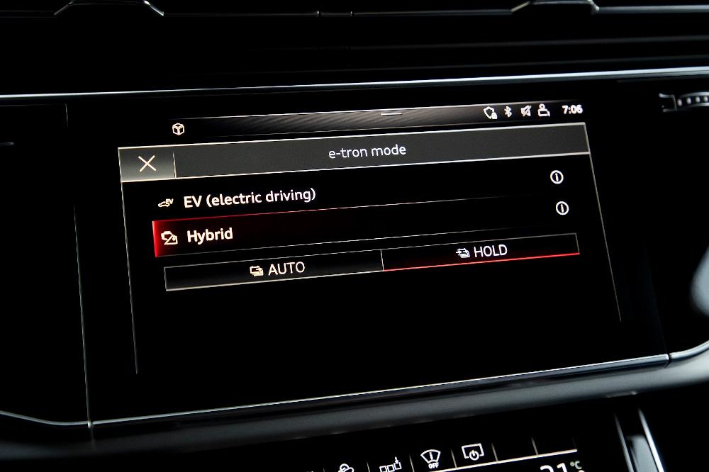 Αυτό είναι τo υβριδικό Audi Q7 -Με 456 ίππους και κατανάλωση 3 λίτρα στα 100 χλμ. [εικόνες]