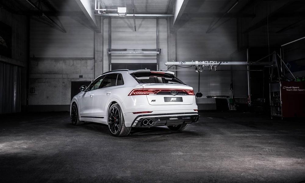H ABT φρόντισε να «αγριέψει» την εξωτερική εμφάνιση του Audi Q8