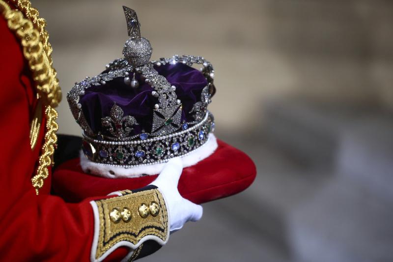 Το αυτοκρατορικό στέμμα της βασίλισσας Ελισάβετ
