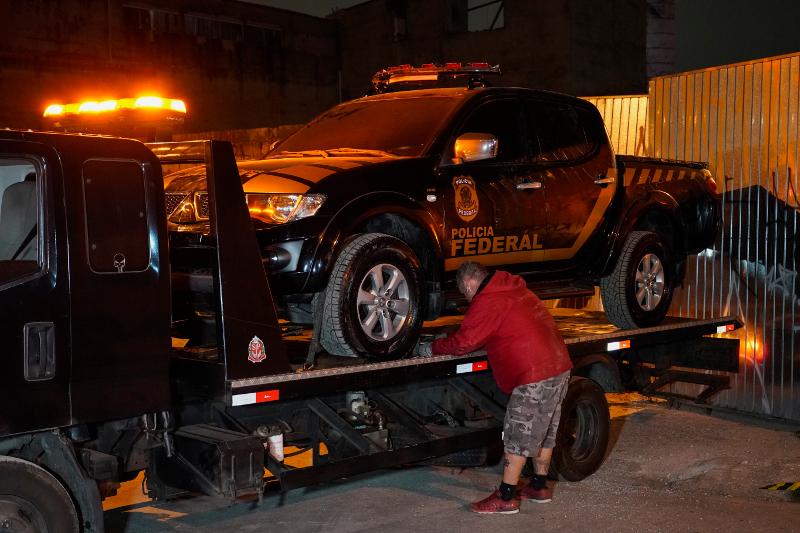 Το αυτοκίνητο που είναι σχεδόν ολόιδιο με αυτά της Αστυνομίας της Βραζιλίας