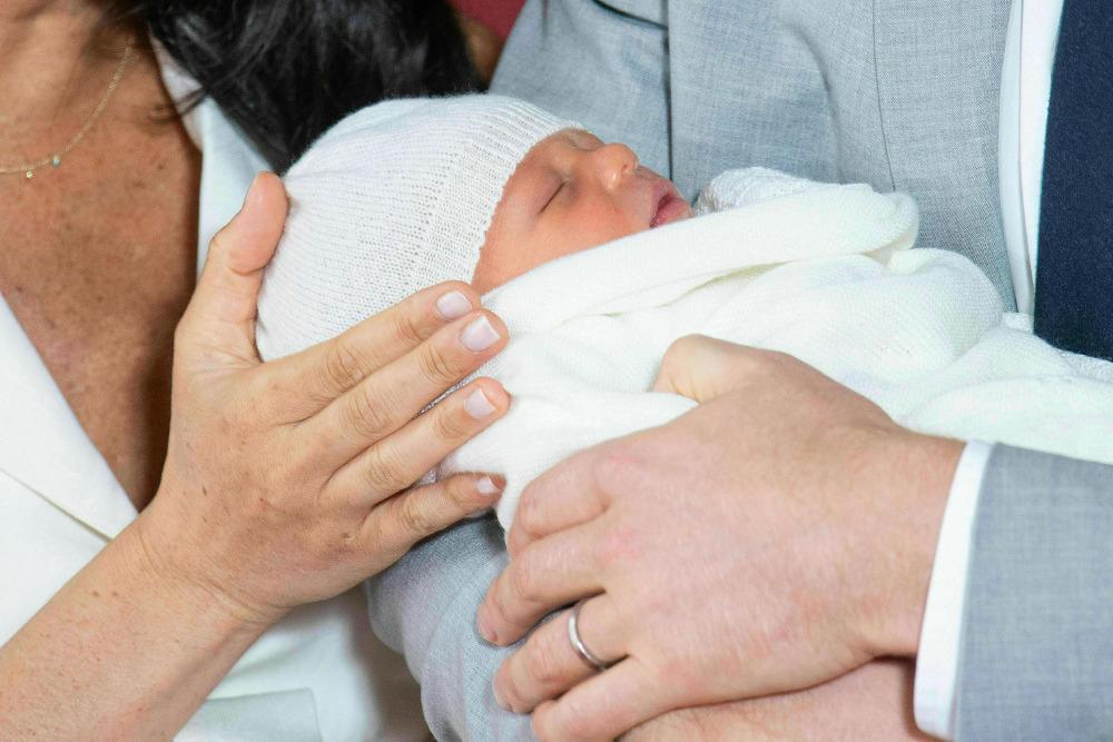 Το νεογέννητο μωρό της Μέγκαν Μαρκλ και του πρίγκιπα Χάρι, Άρτσι Χάρισον Μαουντμπάτεν Γουίνσδορ