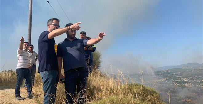 Ο Μπακογιάννης ζητεί να κηρυχθεί η περιοχή σε κατάσταση έκτακτης ανάγκης