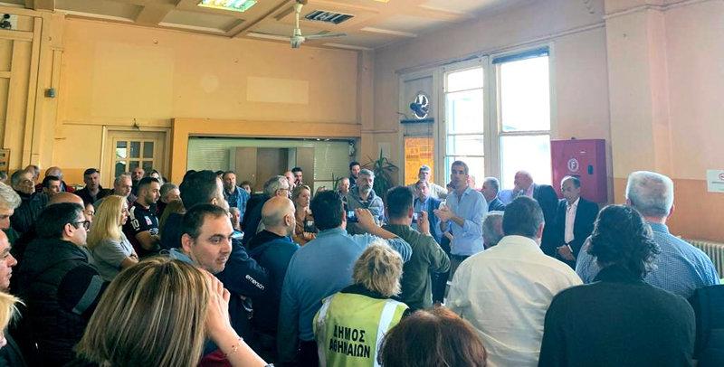 Κώστας Μπακογιάννης: Το στοίχημα είναι να πάψει η καθαριότητα της Αθήνας να είναι το ζητούμενο