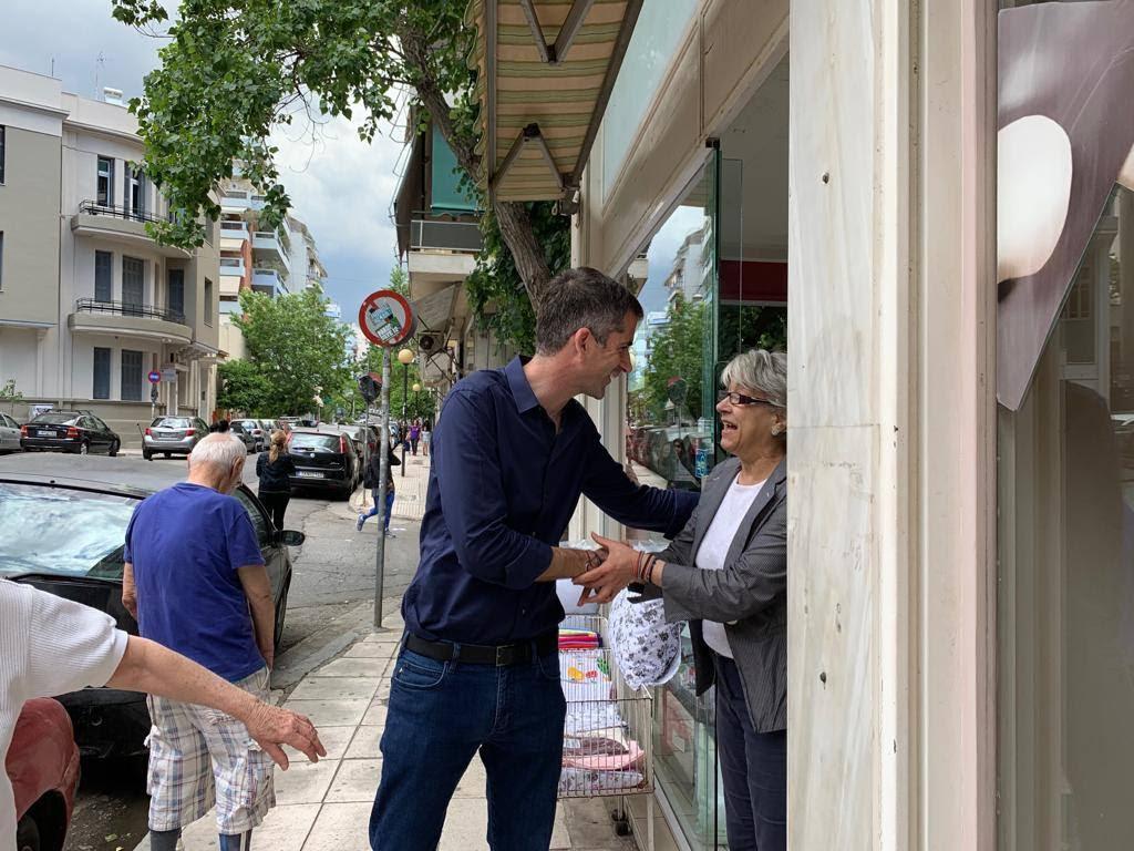 Μπακογιάννης: «Το πρόγραμμά μας μπορεί να αλλάξει την Αθήνα»