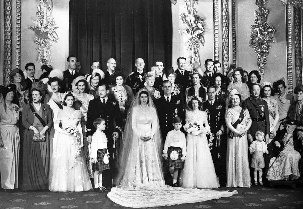 Οι γάμοι της Βασίλισσας Ελισάβετ με τον πρίγκιπα Φίλιππο
